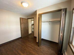 Prairie Circle Duplexes in Brookings, SD - 815 Bedroom 1 Closet