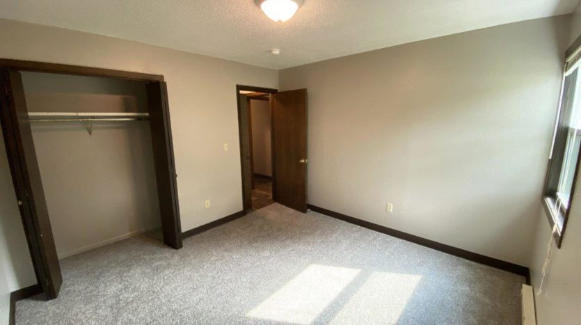 Prairie Circle Duplexes in Brookings, SD - 801 Bedroom 3 Closet