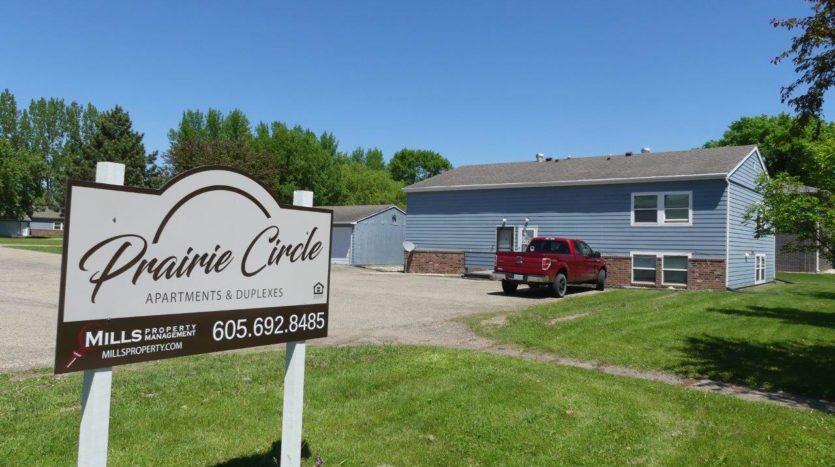 Prairie Circle Apartments in Brookings, SD - 806 Exterior