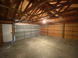 Prairie Circle Duplexes in Brookings, SD - Garage