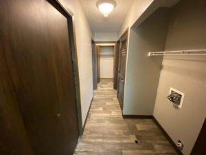 Prairie Circle Duplexes in Brookings, SD - 801 Hallway