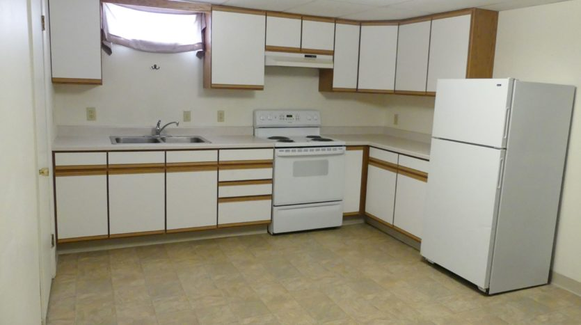 602/604 5th St in Brookings, SD - Unit 602 1/4 Kitchen