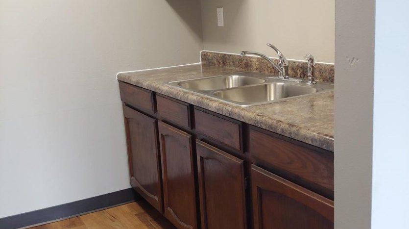 McCormick Apartments in Bridgewater, SD - Kitchen Renovation 1