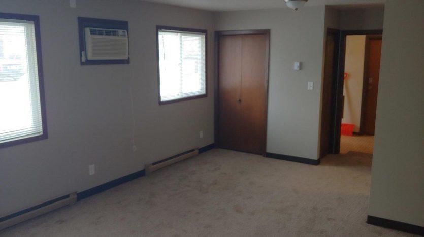 McCormick Apartments in Bridgewater, SD - Living Room Renovation