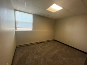 Prairie Circle Apartments in Brookings, SD - Lower Level Apartment Bedroom 1