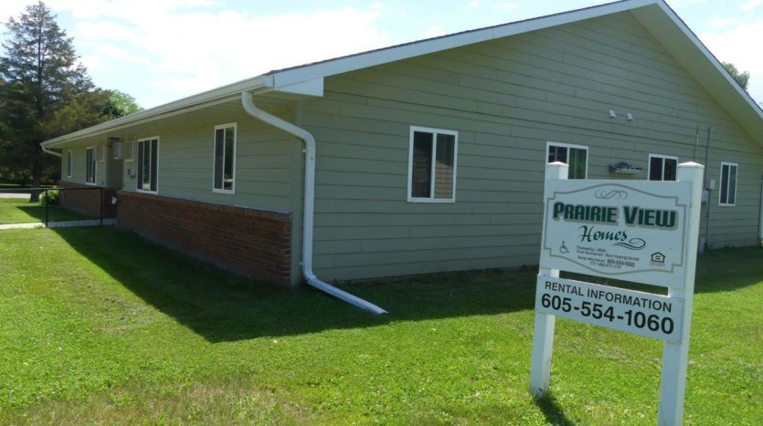 Prairie View Homes in Woonsocket, SD - 201 Exterior