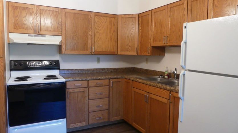 Prairie View Homes in Woonsocket, SD - 203 Kitchen