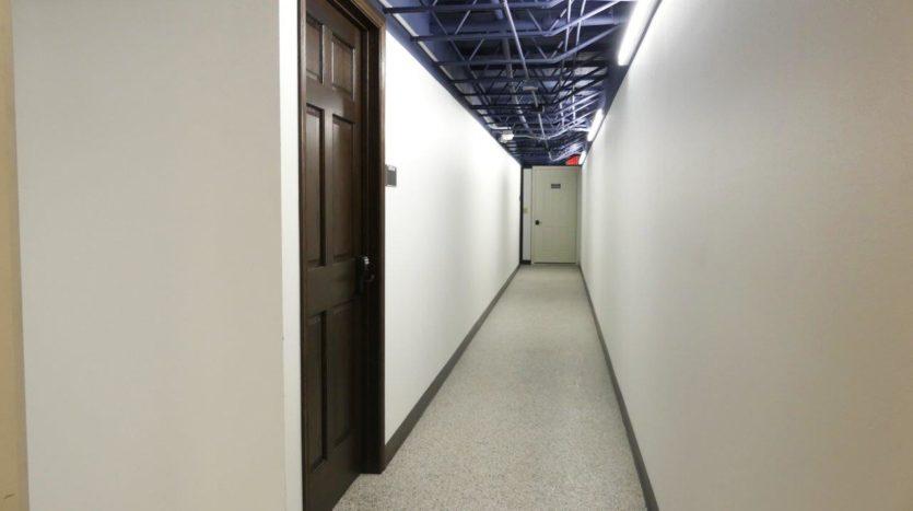311 3rd St in Brookings, SD - Downstairs Hallway