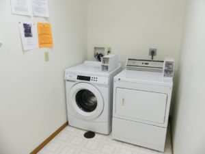 Diamond Acres in Bridgewater, SD - Onsite Laundry