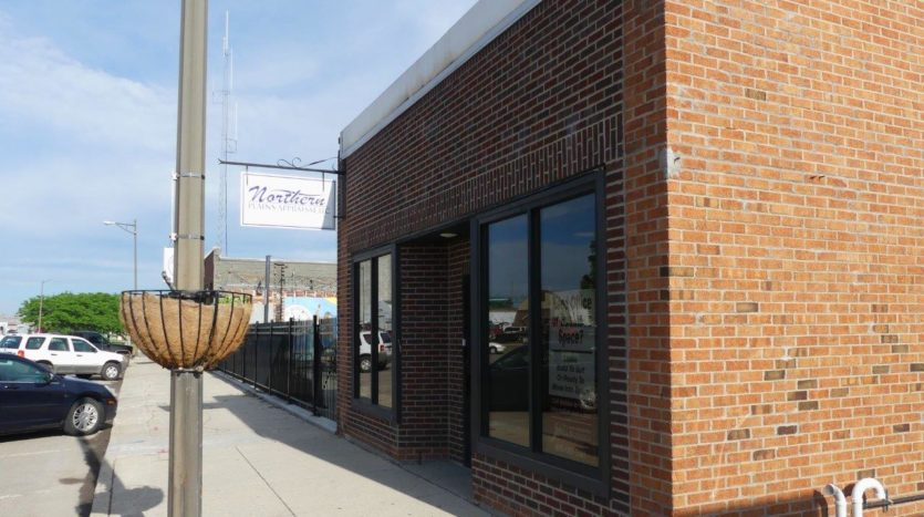 311 3rd St in Brookings, SD - Exterior and Sign