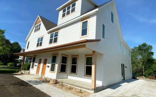 Prairie View Homes in Woonsocket, SD - Exterior