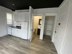 Studios on 3rd in Watertown, SD - Studio Kitchen/Bath