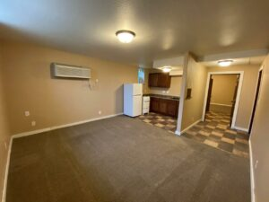 Studios on 3rd in Watertown, SD - 1 Bedroom Living Room/Kitchen