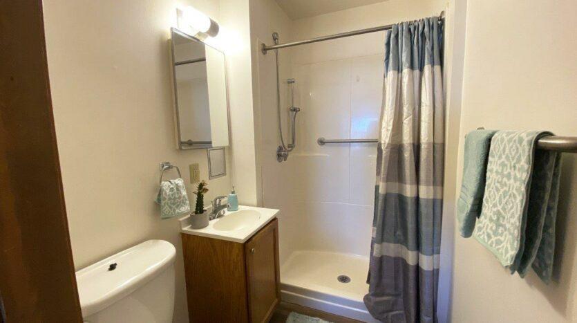 Prairie View Homes in Woonsocket, SD - 303 Bathroom