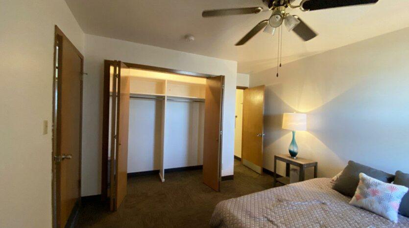 Prairie View Homes in Woonsocket, SD - 303 Bedroom Closet