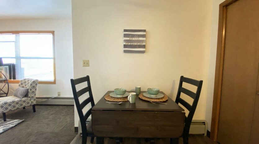 Prairie View Homes in Woonsocket, SD - 303 Dining Room