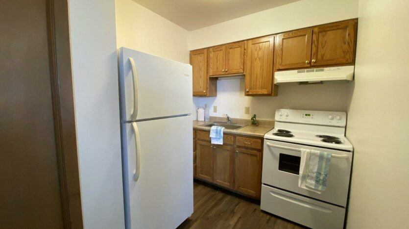Prairie View Homes in Woonsocket, SD - 303 Kitchen