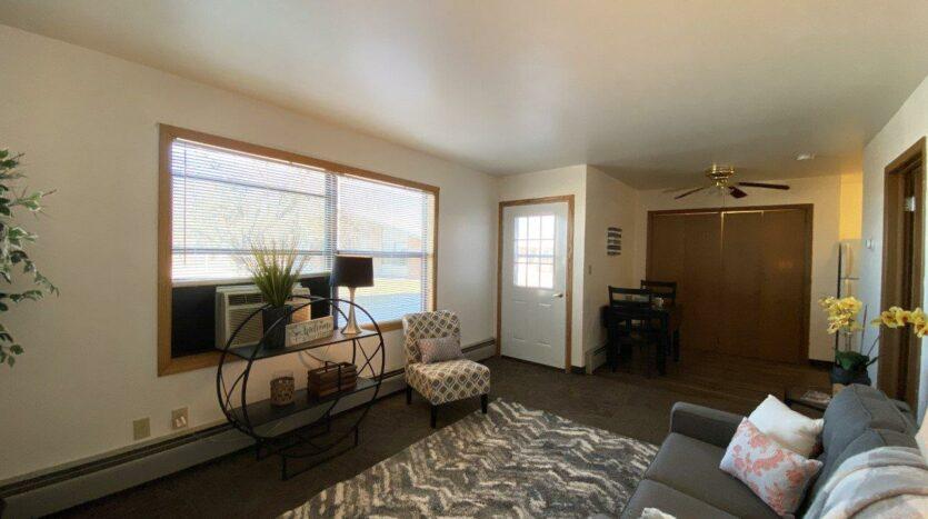 Prairie View Homes in Woonsocket, SD - 303 Living Room