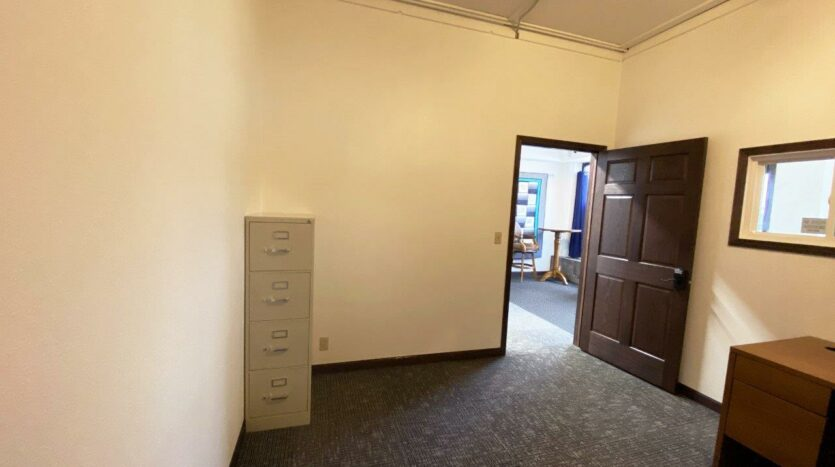 311 3rd St in Brookings, SD - 10' x 10' Front Office Space2