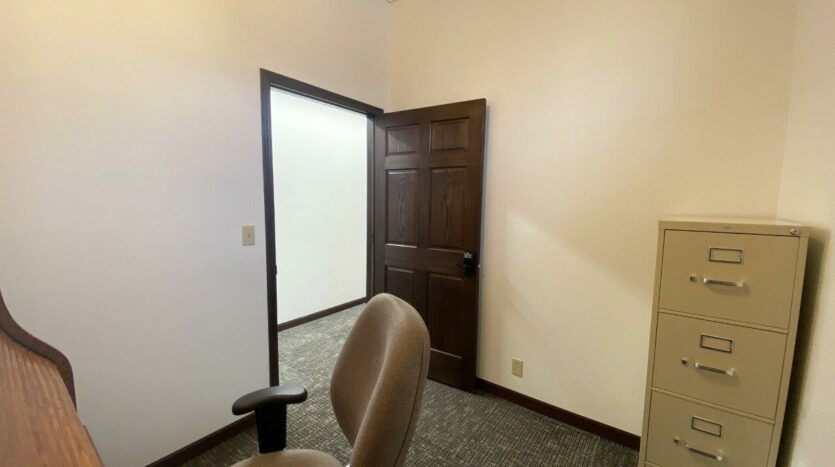 311 3rd St in Brookings, SD - 8' x 10' Upstairs Office Space2