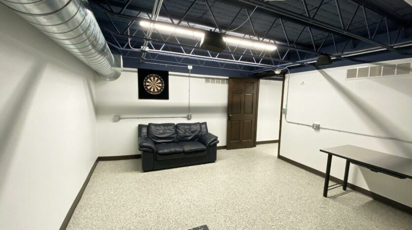 311 3rd St in Brookings, SD - 18' x 10'9 Downstairs Office Space2