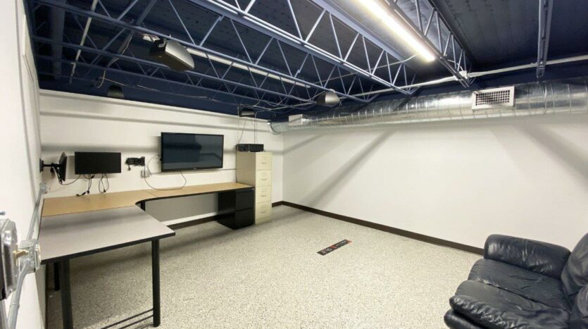 311 3rd St in Brookings, SD - 18' x 10'9 Downstairs Office Space