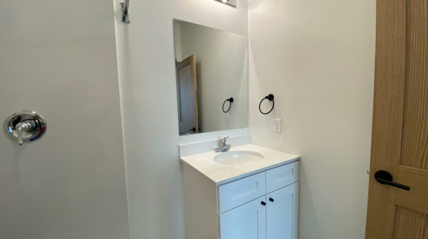 Egan Ave Residence in Madison, SD - 703 suite 1 vanity