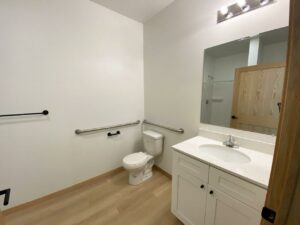 Egan Ave Residence in Madison, SD - 703 suite 2 vanity