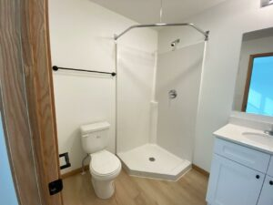 Egan Ave Residence in Madison, SD - 703 suite 3 bathroom