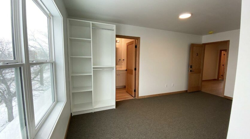 Egan Ave Residence in Madison, SD - 703 suite 3 closet