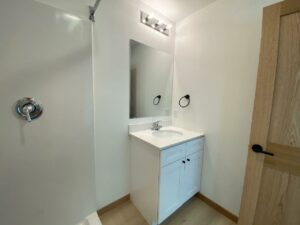 Egan Ave Residence in Madison, SD - 703 suite 3 vanity