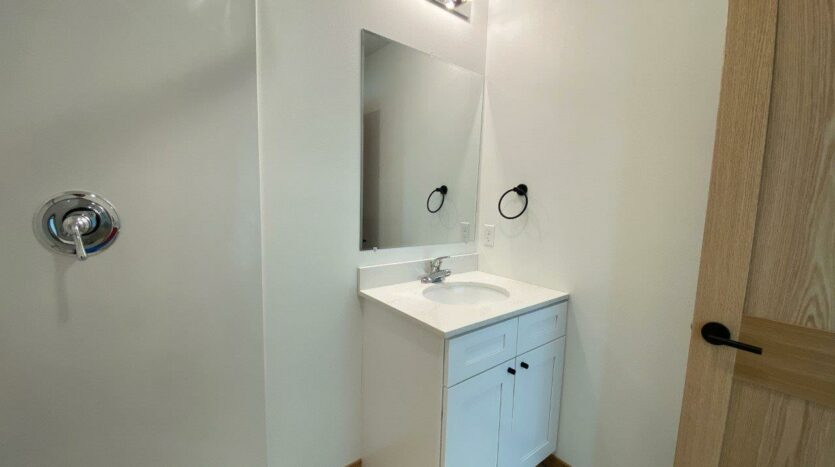 Egan Ave Residence in Madison, SD - 703 suite 3 vanity