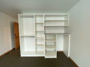 Egan Ave Residence in Madison, SD - 703 suite 5 closet closeup