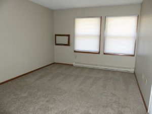 Hill Center Apartments in Salem, SD - Bedroom 2 (Two Bedroom Apartment)