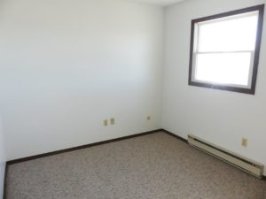 Southtown Apartments in Salem, SD - Bedroom 2 (Alternative Layout)