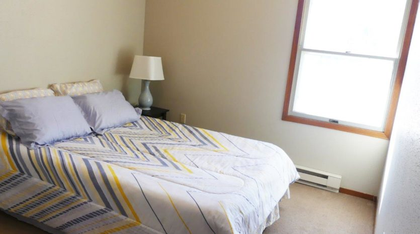 Hill Center Apartments in Salem, SD - Bedroom (One Bedroom Apartment)