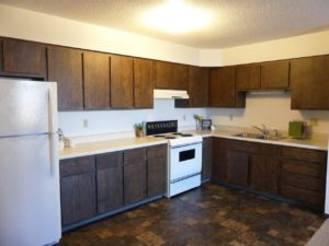 Southtown Apartments in Salem, SD - Kitchen (Alternative Layout)