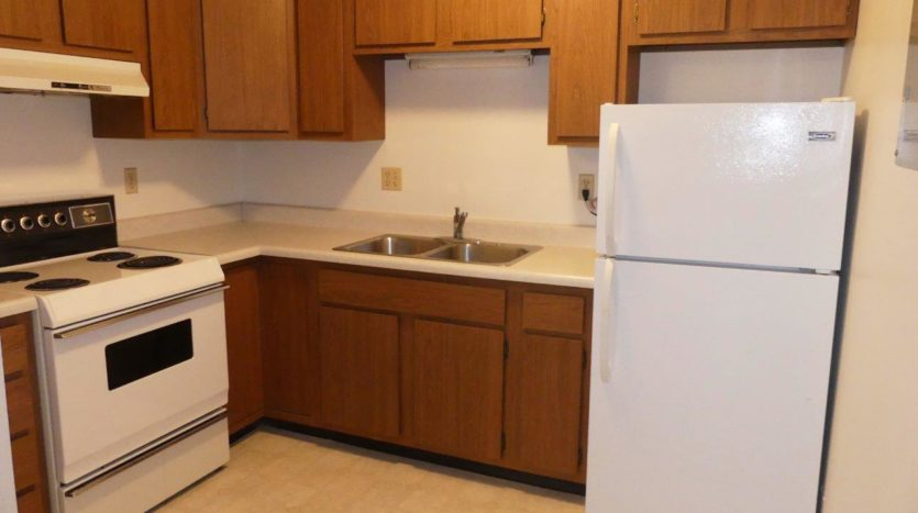 Southtown Apartments in Salem, SD - Kitchen