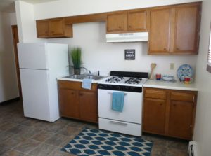 Applewood Apartments in Vermillion, SD - Kitchen