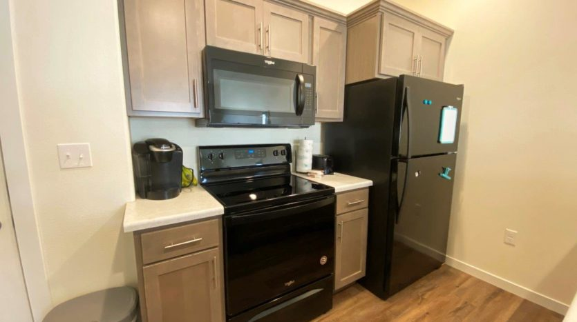 Lake Area Townhomes Phase IIB in Madison, SD - 1 Bedroom Kitchen
