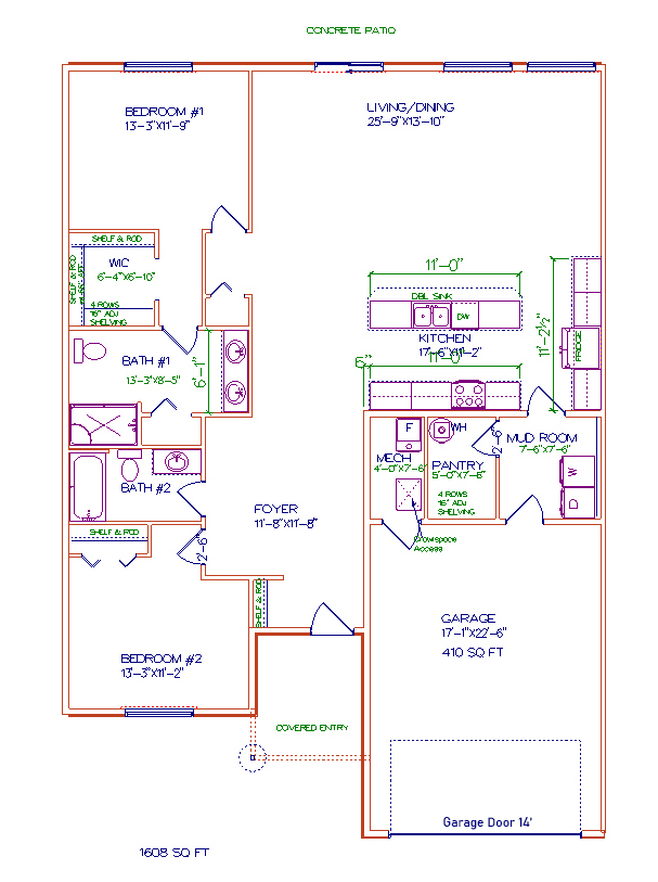 Phase IIB - Floor Plan B