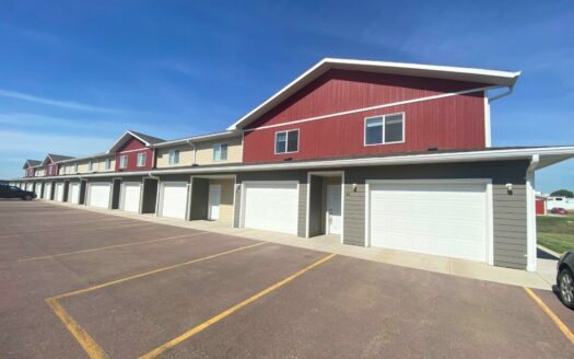 Lake Area Townhomes Phase II in Madison, SD - Exterior