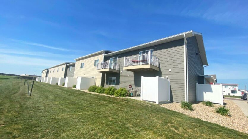 Lake Area Townhomes Phase II in Madison, SD - Exterior2
