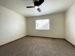 Lake Area Townhomes Phase IIB in Madison, SD - 2 Bedroom Guest Bedroom