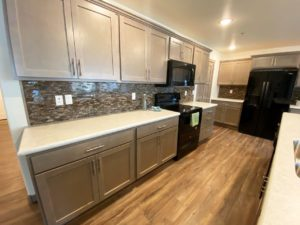 Lake Area Townhomes Phase IIB in Madison, SD - 2 Bedroom Kitchen 2