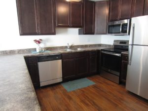 Lake Area Townhomes Phase II in Madison, SD - Kitchen