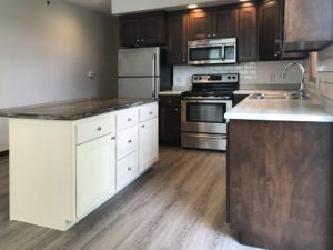 One Willow Creek Apartments in Watertown, SD - Sugar Berry Kitchen