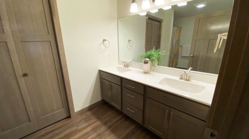 Lake Area Townhomes Phase IIB in Madison, SD - 2 Bedroom Master Bath