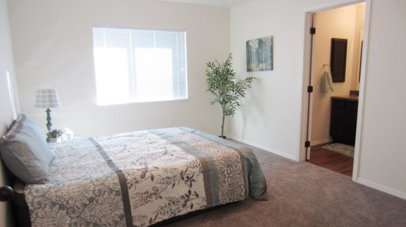 Lake Area Townhomes Phase II in Madison, SD - Bedroom