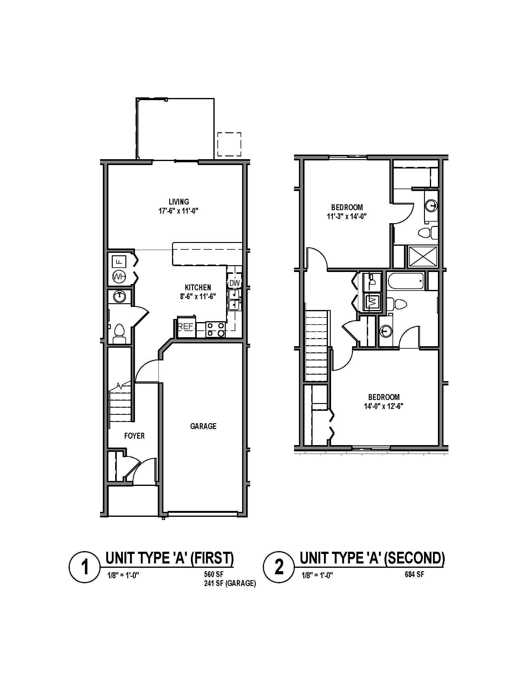 Phase II - Floor Plan A